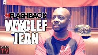 Wyclef Describes His Crazy Studio Session w/ Michael Jackson (Flashback)