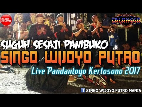 Jaranan Singo Wijoyo Putro Suguh Sesaji Pambuko Live Pandantoyo 2017 | Traditional Dance Of Java