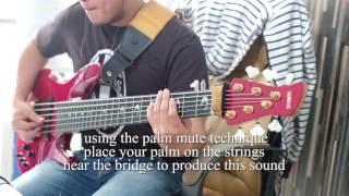 Allah sanggup - Bass Cover Vicky Arif Setiawan (Yamaha TRB JP2)