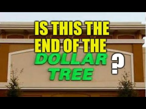 THE ECONOMY CONTINUES CRUMBLING, INFLATION MONSTER ROARS, DOLLAR TREE PRICE HIKES, JOBLESS CRISIS