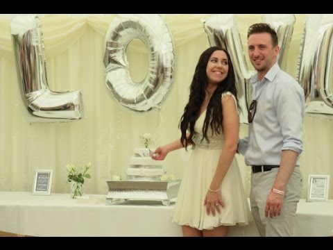 Carley & Pauls Engagement Party - Speeches, Photos & behind the scenes !