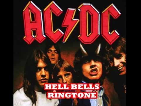 ACDC  Hell Bells ringtone