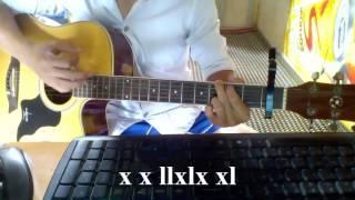 [Lá Bàng] Hướng Dẫn Guitar Thất (Tình Trịnh Đình Quang)