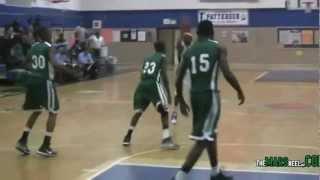 籃球 只有166公分美國高中生示範高度不代表一切