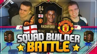 FIFA 19: Inform RASHFORD Squad Builder Battle 😍🔥