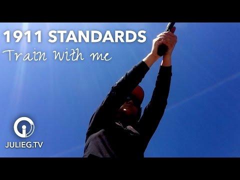 SHOOT With Me: USPSA 1911 Standards Training | JulieG.TV #sssveda #veda