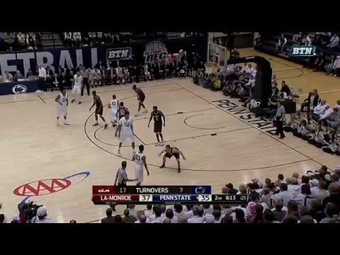 Reaves Alley-Oop to Dickerson vs. Louisiana-Monroe