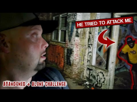 This is why Urban-Exploring is DANGEROUS (Abandoned & ALONE)