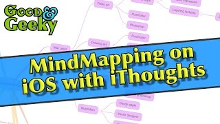 Mind mapping iOS with iThoughts