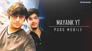[ HINDI ] STAY SAFE AT HOME | PUBG MOBILE MAYANK YT