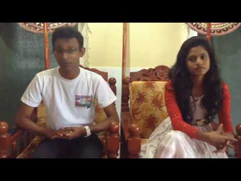 frindly conversation  KALA SANDUWANIYA with  RANGAWATHARANAYA actors