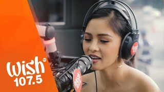 "Kim Chiu sings ""Okay Na Ako"" LIVE on Wish 107.5 Bus"