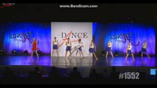 National Pastime - Murrieta Dance Project - The Dance Awards Las Vegas - HD