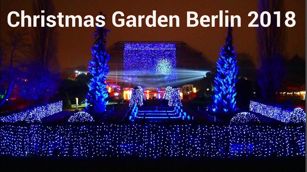 Christmas Garden Berlin, 26. November