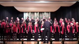 Chorgemeinschaft Mössingen live in Konzert  - Für Frauen ist