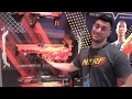 Nerf Rival Nemesis MXVII-10K Blaster, First Look and Hands-On Testing Toy Fair 2017