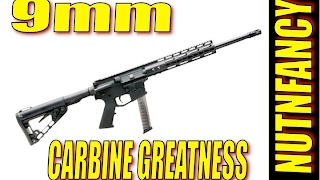Best Yet? Milsport 9mm Carbine