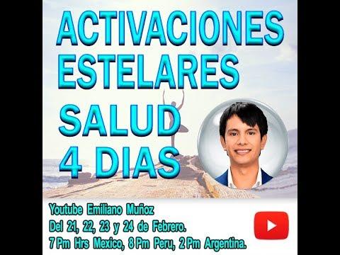 Salud Espectacular 💪 Dia #3 Activaciones Estelares con Emiliano Muñoz 🏄