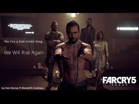 Far Cry 5 End Credit Song - [We Will Rise Again] by Dan Romer ft Meredith Godreau