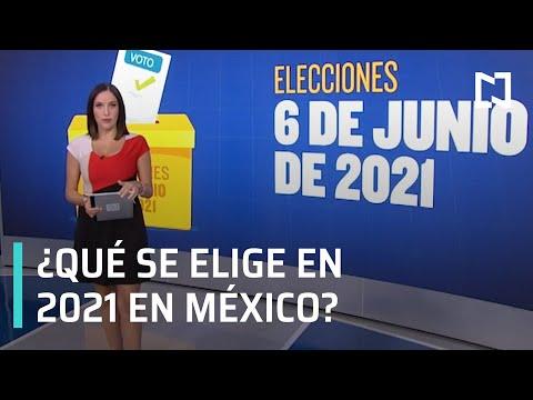 Elecciones 6 de junio 2021 ¿Qué se elige? - Despierta