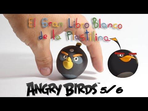 (5/6)-cómo-hacer-a-black-bird-de-angrybirds-en-plastilina-/how-to-make-a-black-bird-from-angry-birds