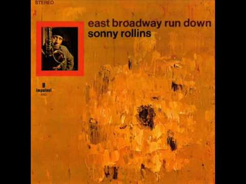 Sonny Rollins/Jimmy Garrison/Elvin Jones. We Kiss In A Shadow