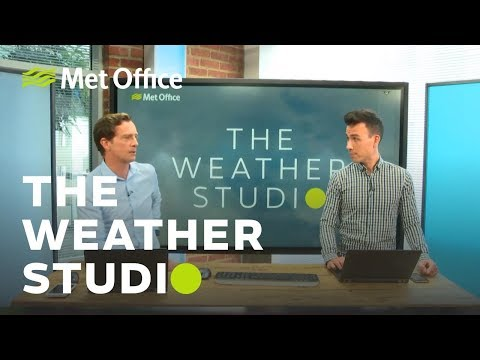 Lunar eclipse, golfing weather and holiday travel – The Weather Studio 16/07/19