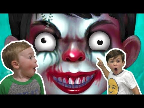Scary Child 3D Horror Gameplay Part 2