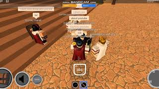 Roblox - Roman Judea - With Me and Micro