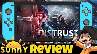 Distrust Review | Nintendo Switch | Gameplay (Video Game Video Review)