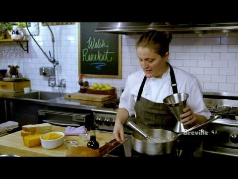 """breville-presents-welsh-rarebit---""""mind-of-a-chef-techniques-with-april-bloomfield"""""""