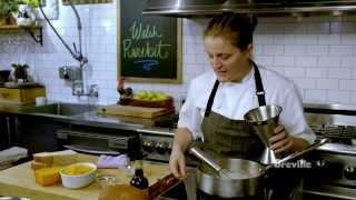 "Breville Presents Welsh Rarebit - ""mind Of A Chef Techniques With April Bloomfield"""