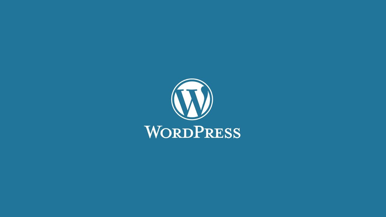 Học WordPress 4 cơ bản