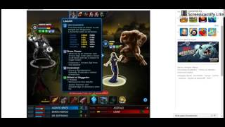 Marvel Avengers Alliance Missão Secreta Instruments of Darkness 37