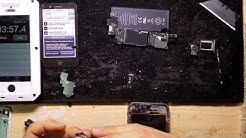 iPhone 4S Screen repair time lapsed by Mobile OC from Anaheim, CA