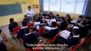 VOCES -  Artículo 3 / Derecho a la Educación. Oaxaca.
