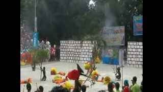 Tribung Bunawan @ Kasadya Festival Iligan City 2012