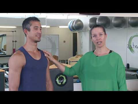 Free Video 1 - Leg Tracking with Susie from Suna Pilates