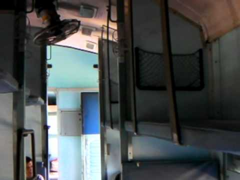 Indian Railways Second Class Sleeper Youtube