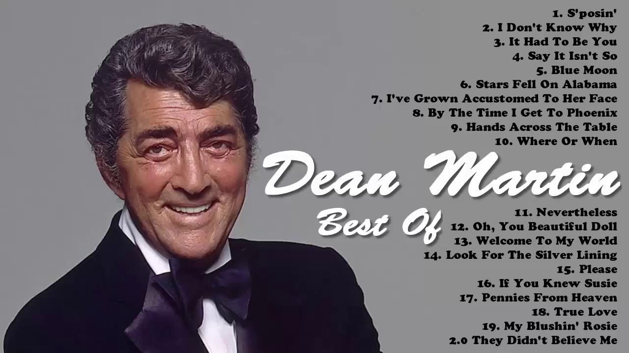 Top 20 Dean Martin Greatest Hits | Best Of Dean Martin Songs New {Best Music}