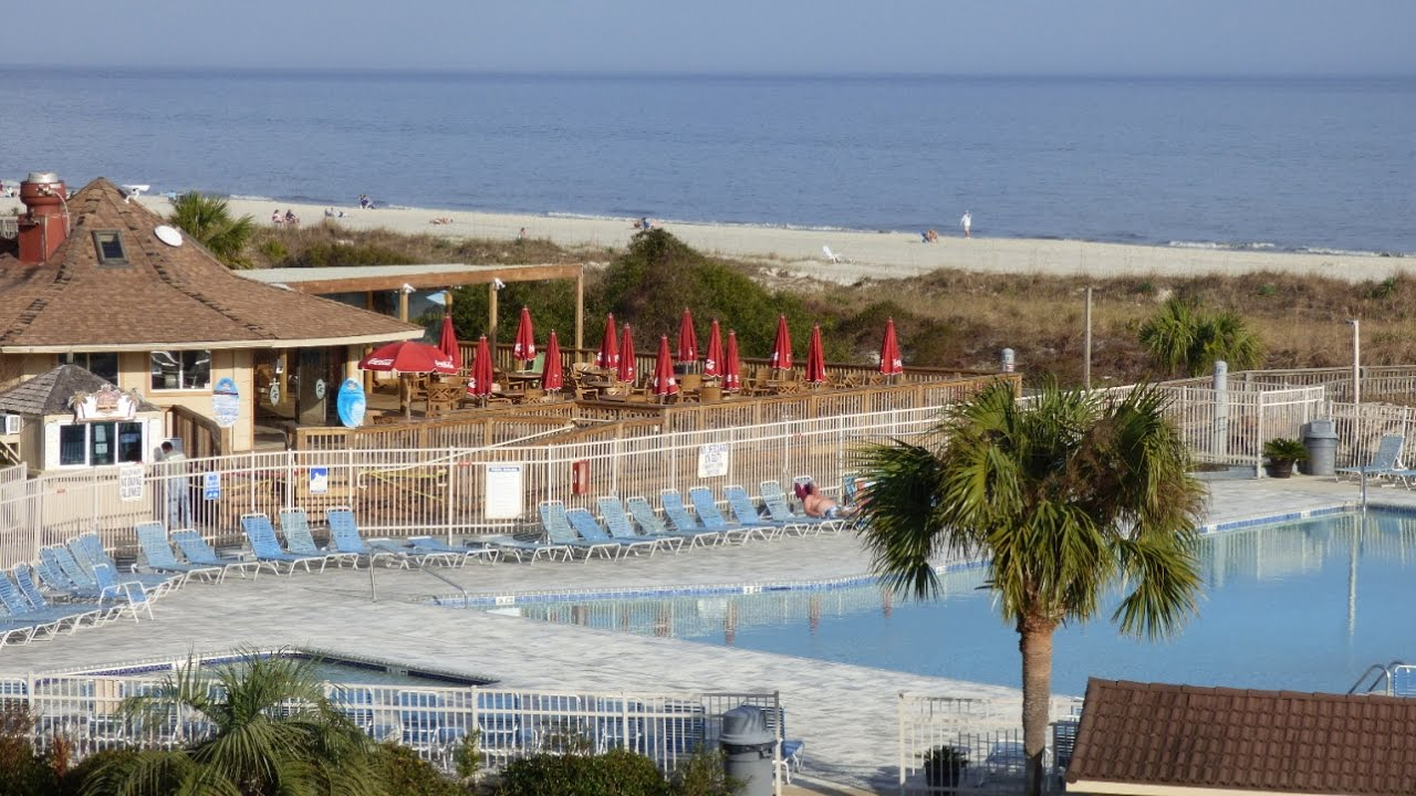 Island Beach And Tennis Resort Hilton Head Sc
