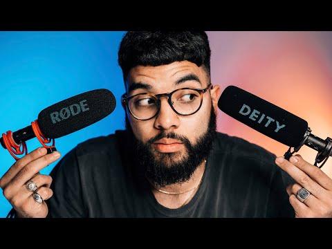 best-shotgun-microphone-for-youtube?-rØde-videomic-ntg-vs.-deity-d3-pro