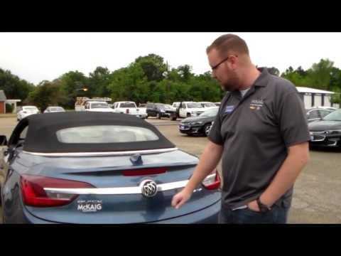 2016 Buick Cascada Longview | Duel Taillight System