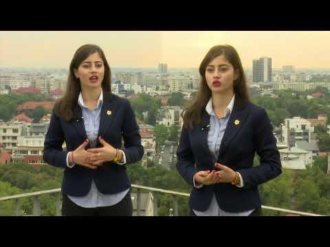 Inteligenţa la export - olimpici din Bucureşti (@TVR1)
