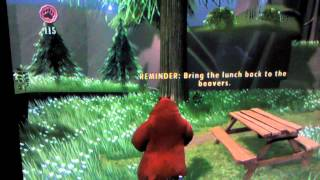 open season Xbox 360 gameplay