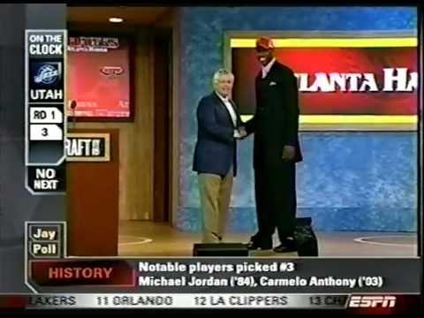 Marvin Williams - 2005 NBA Draft - #2 Pick