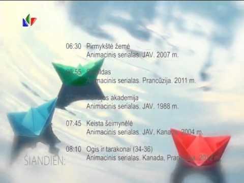 LNK TV Lithuania - 22.09.2013 Start-up