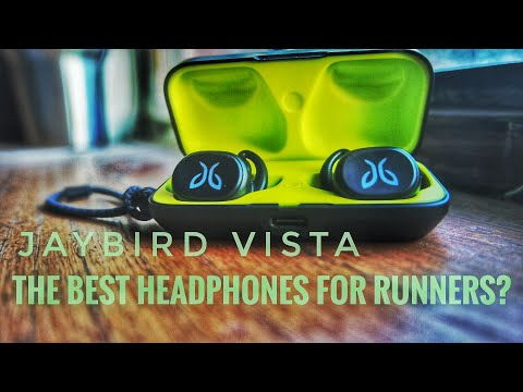 Jaybird Vista - A Runners Review