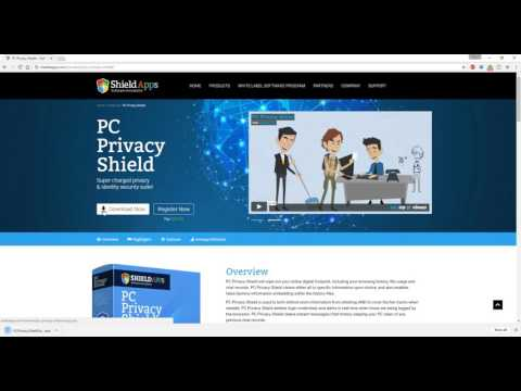 PC Privacy Shield - Download and Installation