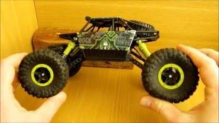 Радіо керована машинка HB - P1803 4WD Rally Car Rock Crawler
